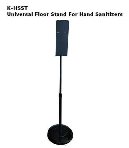 Commercial Stand for Touchless hand Saniitizer Dispensers for Restaurants, Churches, Business, Schools, Public Areas, Stand Alone