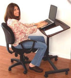 LM2 Portable Laptop Bed Tray Table  Sit-Stand - Oceanpointe Distributors Corporation