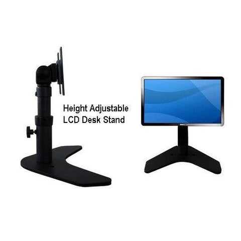 DK1ST Monitor Desk Stand - Height Adjustable - Oceanpointe Distributors Corporation
