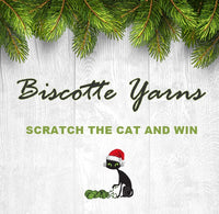 BISCOTTE YARNS SCRATCH AND WIN