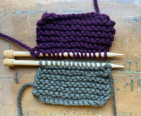 grafting - kitchener stitch video tutorial
