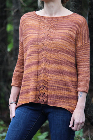 Autumn Breeze Biscotte Yarns Free Knitting Pattern