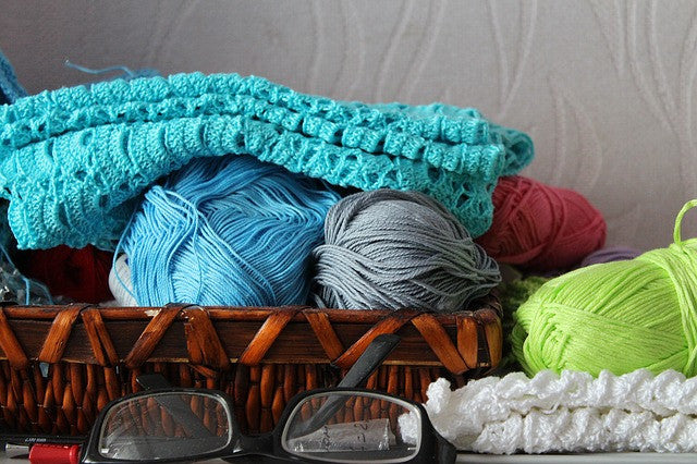 A Beginners Guide To 6 Different Types Of Yarn Biscotte Yarns