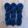 BELLE BRUME by Louise Robert Design | BOUCLE MOHAIR hand-dyed semi-solid yarn