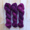 CHARDON by Louise Robert Design | BOUCLE MOHAIR hand-dyed semi-solid yarn