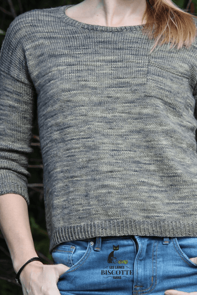 The Everyway Pullover | Knitting Pattern