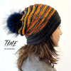 TIME Hat | Knitting Pattern