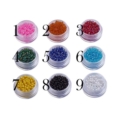 Seed beads | 4mm (Mermaid packs)