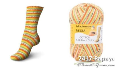 Regia Cotton - Tutti Frutti Color