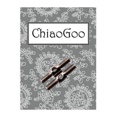 ChiaoGoo Interchangeable Knitting Needles Twist Red Lace 4'' (10 cm)