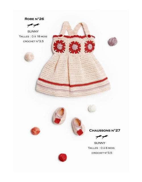 Cheval Blanc pattern Cat. 27-26 - Dress