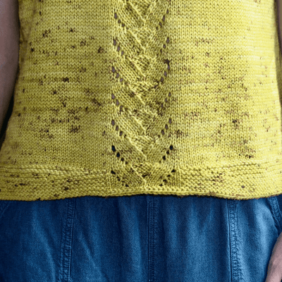 Andrea's Tee | Free Knitting Pattern