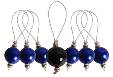 Zooni Stitch Markers - Bluebell