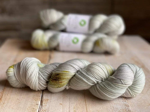 Bis-Sock LICORNE | hand-dyed Speckled sock yarn | 100g (2x50g) / 50g (mini skein)
