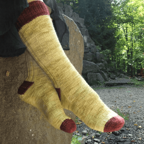 Horace Socks | Free Knitting Pattern