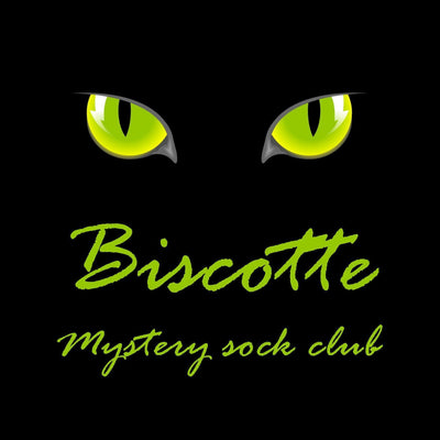 Mystery Sock Club | Bimonthly Yarn Club - Biscotte yarns