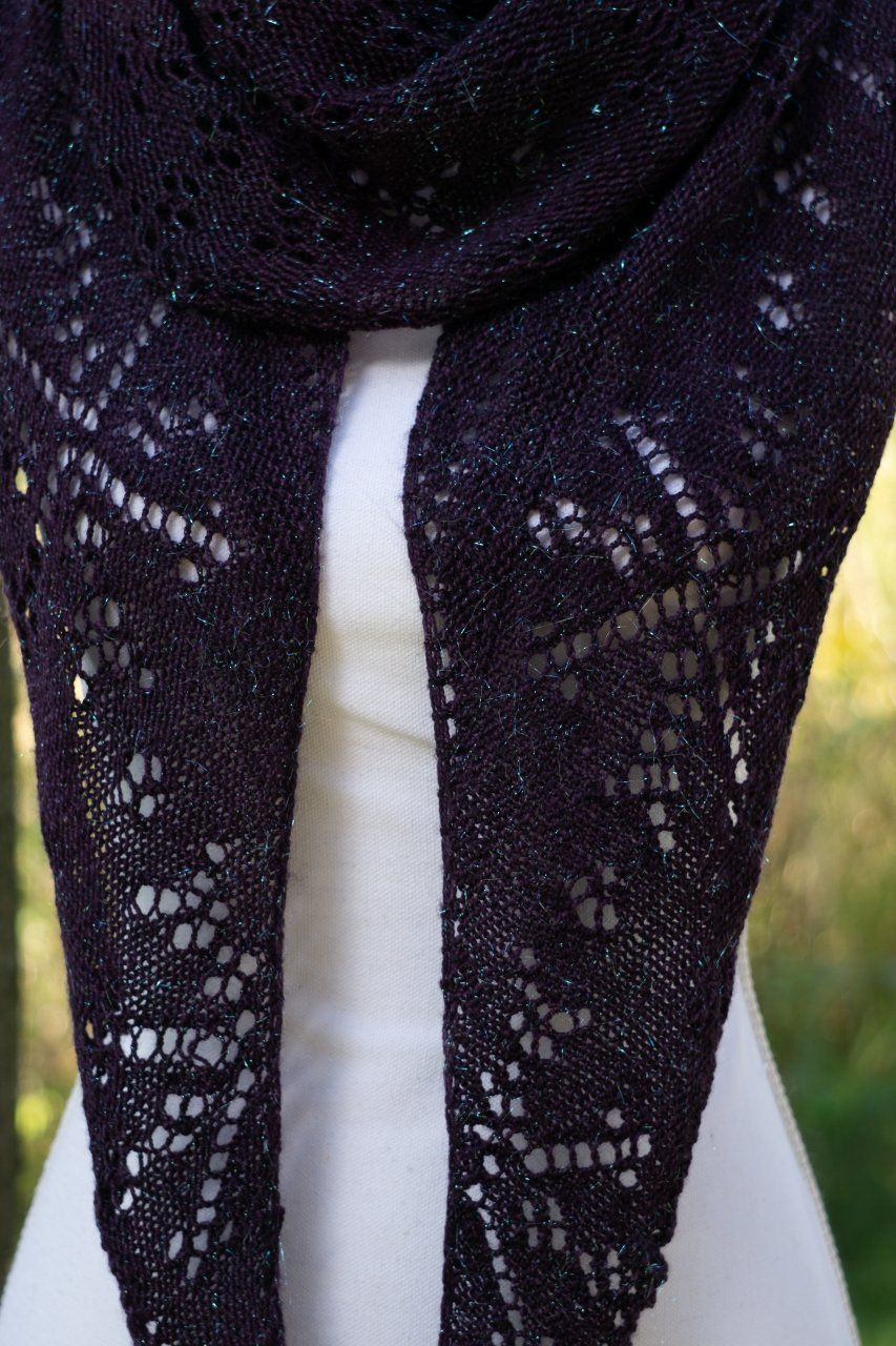 Boreal Breeze Shawl | Free Knitting Pattern