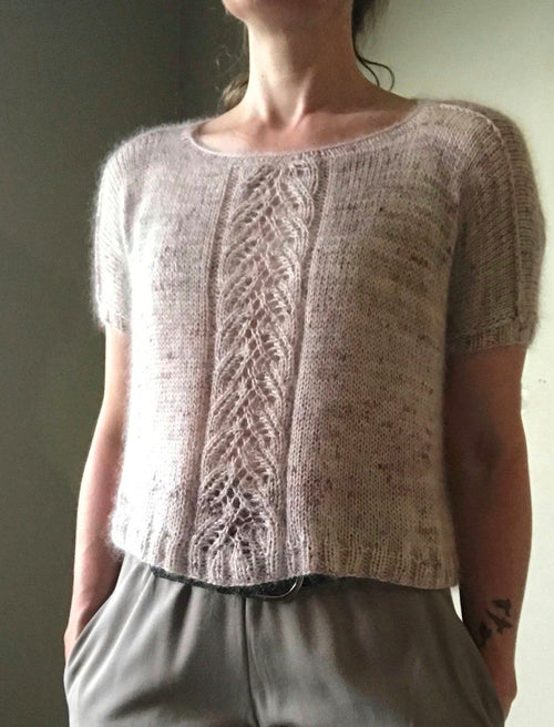 Cloud 9 Tee Knitting Pattern