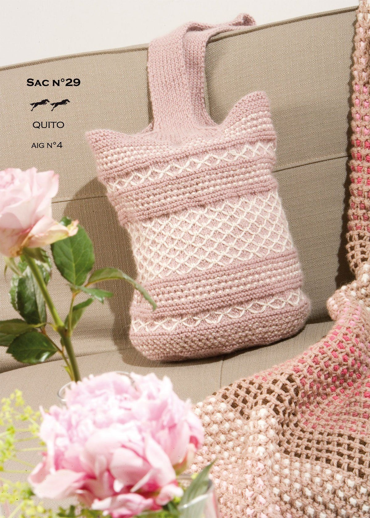 Free Cheval Blanc pattern - Bag cat.13-29