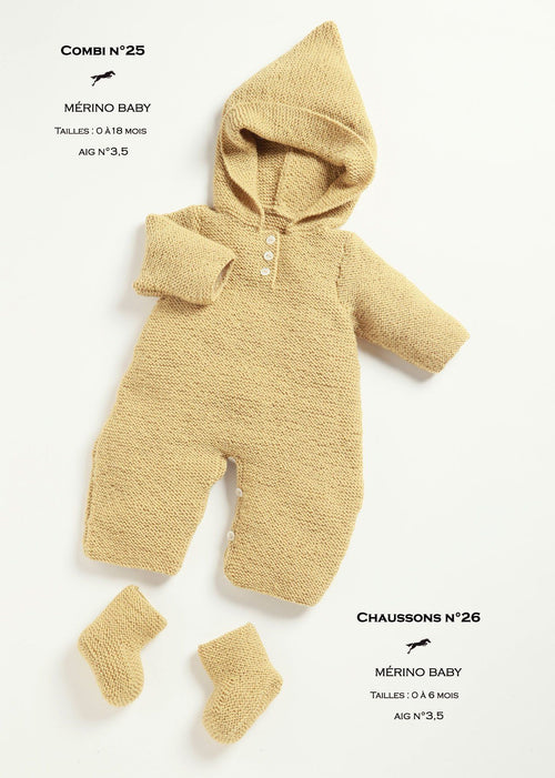 Free Cheval Blanc pattern - Overall for baby cat.21-25
