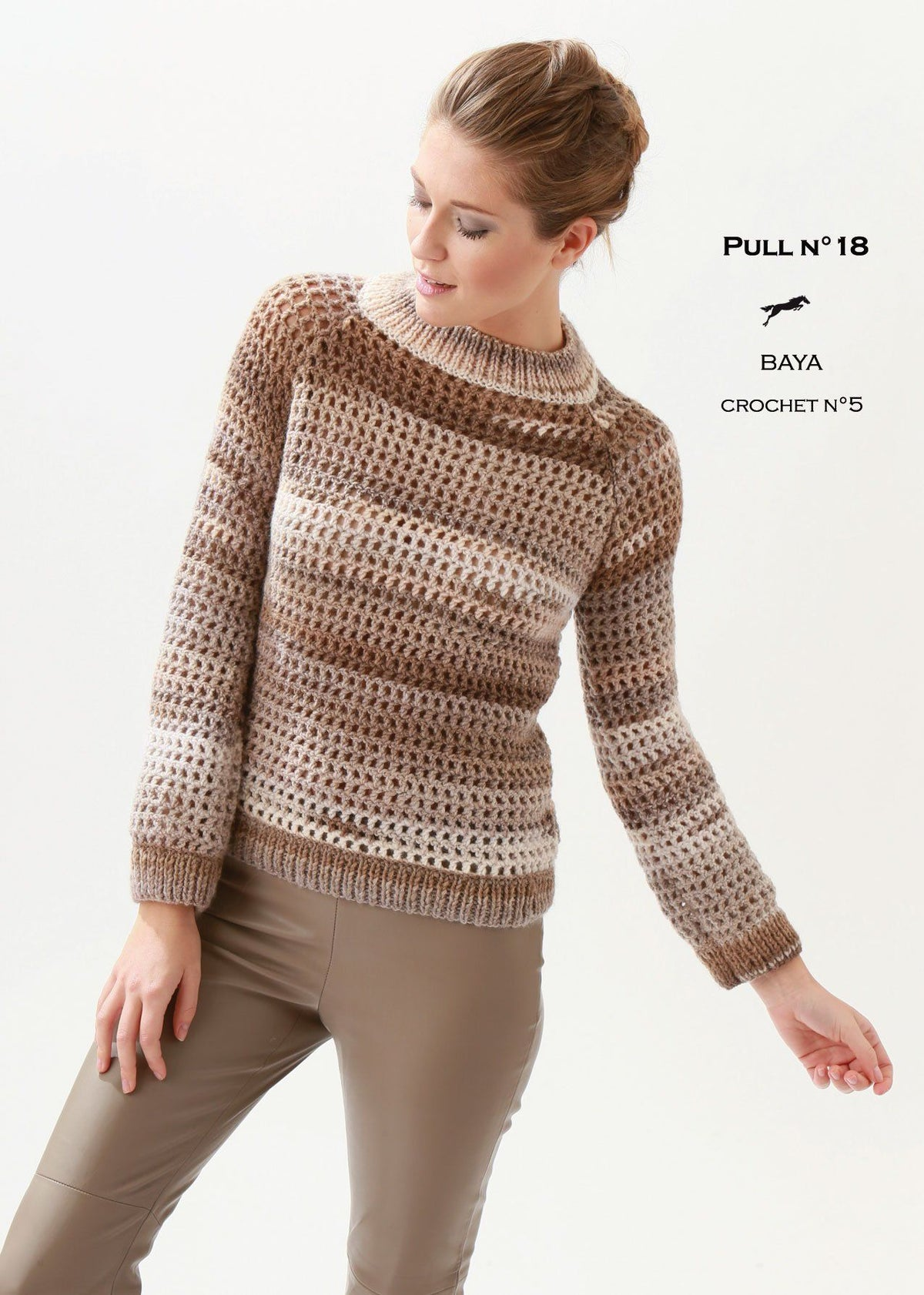 Free Cheval Blanc pattern - Women's sweater cat.21-18