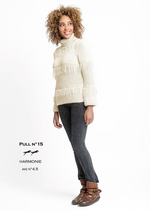 Free Cheval Blanc pattern - Women's sweater cat.23-15