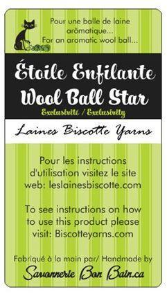 Wool Ball Star