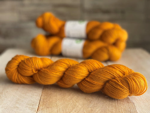 FLAMEL ♥ Alpaca sock yarn - VITAMINE C