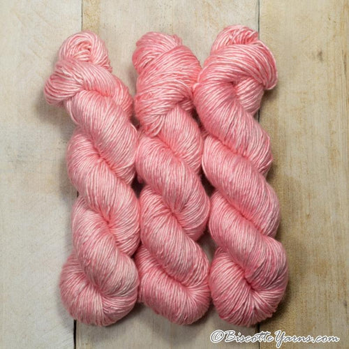 Albus - Merino and Silk yarn FRAISE