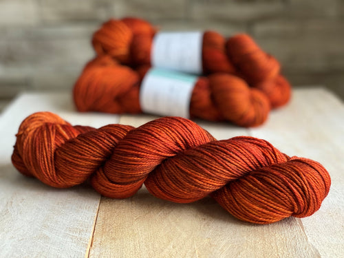 GAUGUIN by Louise Robert Design | DK PURE hand-dyed semi-solid yarn
