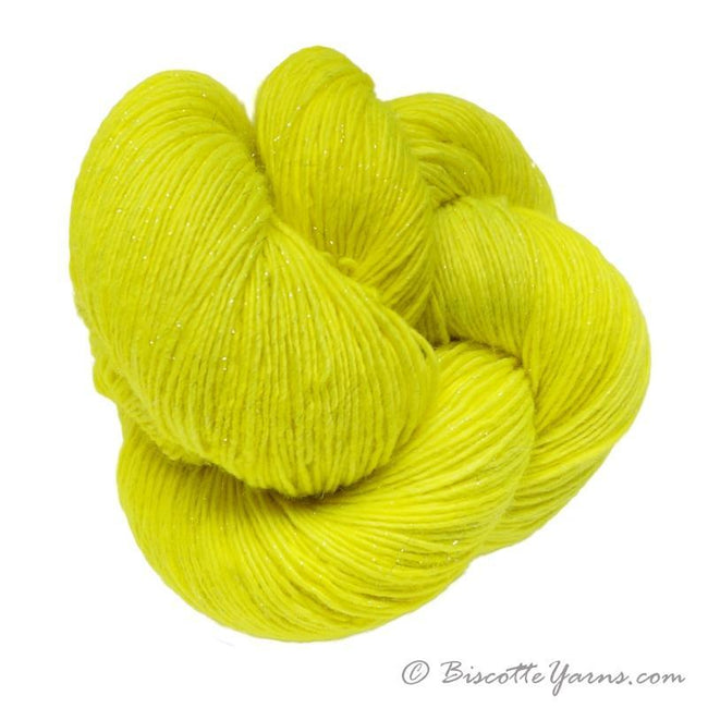 Sparkling Yarn Hand-Dyed 1 ply | Fizwizbiz FLASH