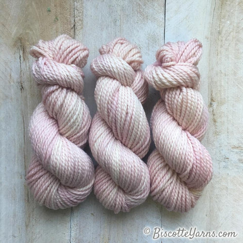 DK weight yarn ♥ For Him self-striping hand-dyed yarn