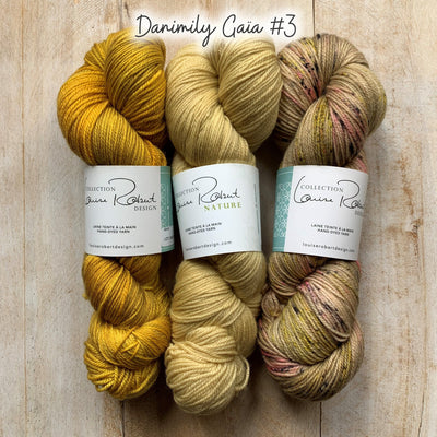 GAÏA Knitting Kit by DANIMILY