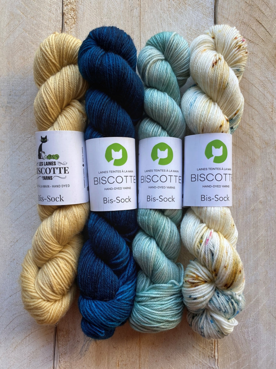 COULIS DE MURES ♥ Knitting Kit