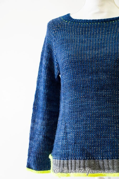 Kitt sweater pattern