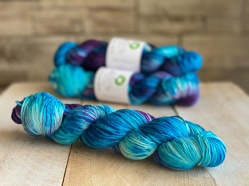 La Douce MCN Sport Weight Yarn 🐏 Hydrangea