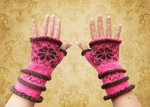 Kit Juliette's Mittens ♥