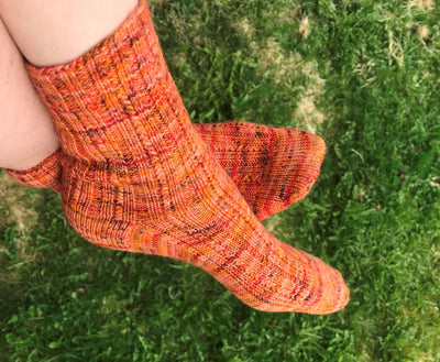 Little Vines Socks | Free Knitting Pattern