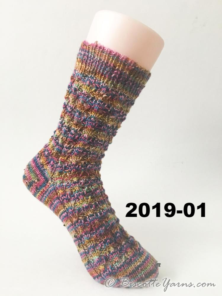Mystery Sock Club | Bimonthly Yarn Club