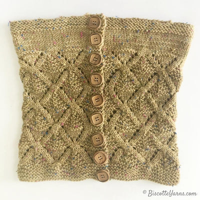 Oakworth cowl Pattern