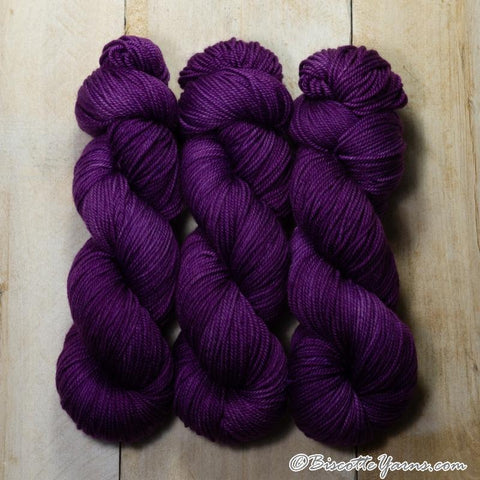 Merino & Donegal yarn HAGRID - Porcelaine