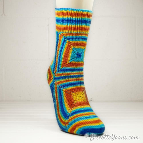 Quilter's Socks Pattern