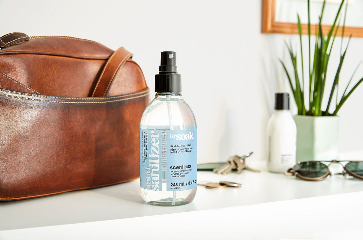 Soak - Hand sanitizer spray