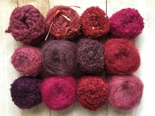 ROSEWOOD Mohair Magic Gift Pack by Adele's Mohair