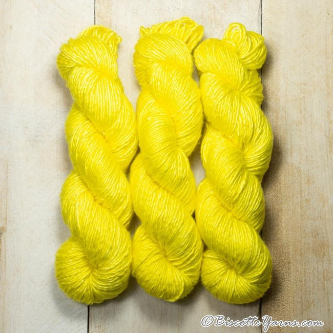 Albus - Merino and Silk yarn SOLEIL