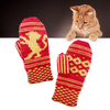 Gryffin Mittens | Free Reversible/Double Knitting Pattern