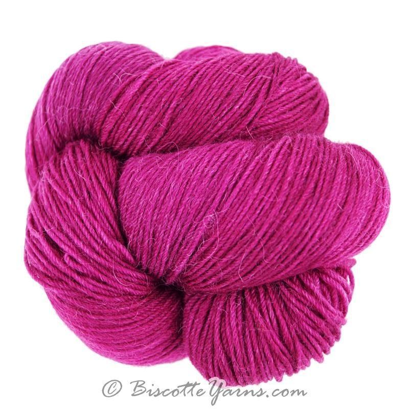 FLAMEL ♥ Alpaca sock yarn - BETTERAVE