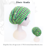 Rigolos children's hats Ebook - 8 knitting patterns - Biscotte yarns  - 3