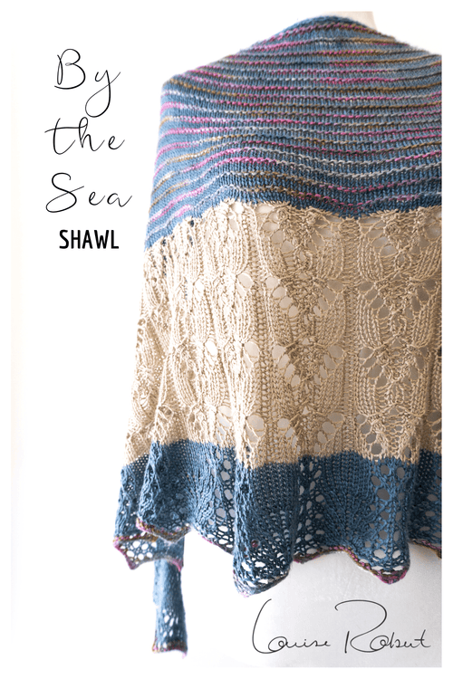 By The Sea Shawl | Knitting Pattern