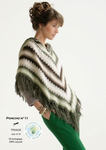 Free Cheval Blanc pattern - Women's poncho cat.15-11